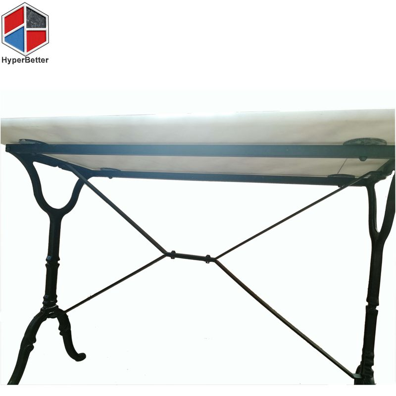100*60cm Rectangular Marble Coffee Table