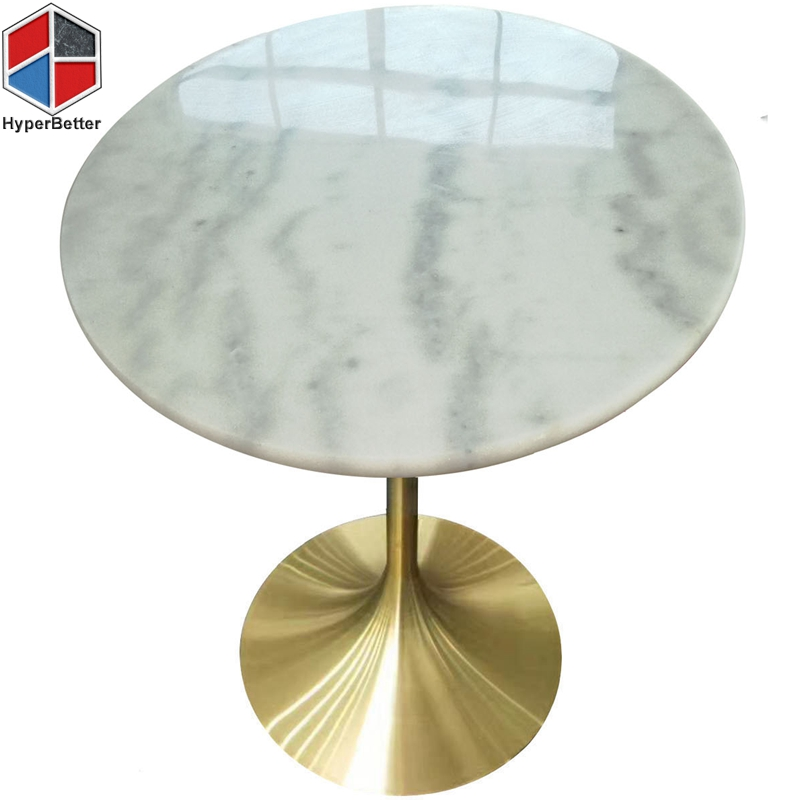 For Sale Small Round Marble Table